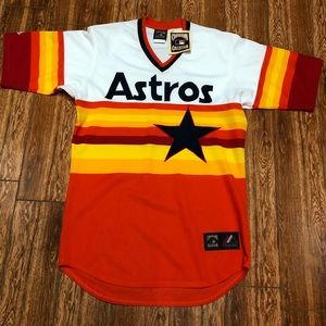 Houston Astros Cooperstown Majestic Jersey